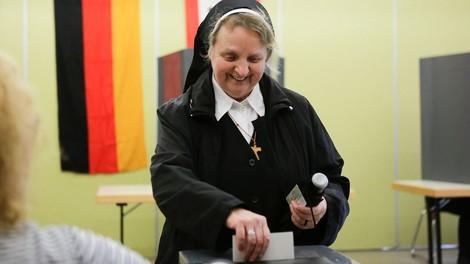 Spielt Religion eine Rolle bei Wahlentscheidungen?