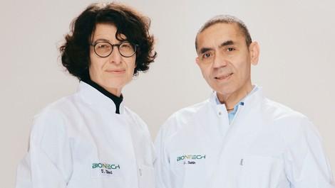 Biontech plant Malaria-Impfung