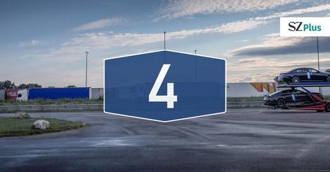 538 Kilometer Deutschland auf der A4 - Aufbruch. Nur wohin?