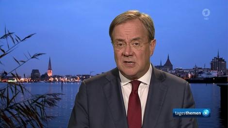 """Laschet fordert für Flüchtlinge aus Afghanistan 'Hilfe vor Ort' """