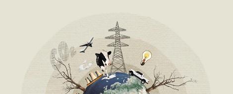 Methan: Das zu wenig beachtete Klimagas