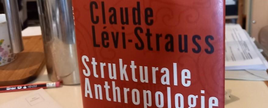 Strukturale Anthropologie Zero von Claude Lévi-Strauss