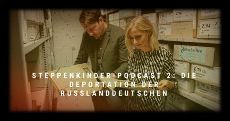 Die Deportation der Russlanddeutschen ist weltgeschichtlich