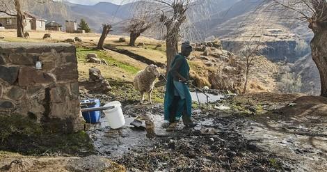 Staudamm-Projekt in Lesotho: Fluch oder Segen?