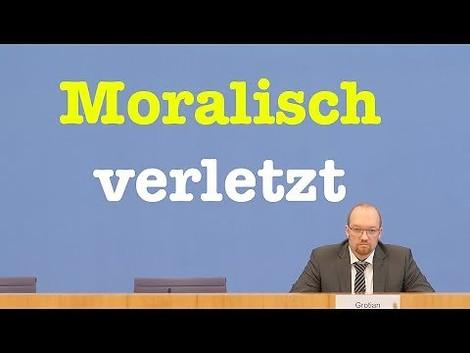 """""""Wir sind von der eigenen Regierung moralisch verletzt"""""""