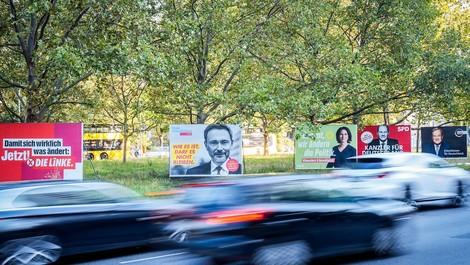 Wahlkampf: Wirtschaft und Politik