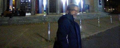 Nightwalking David Wagner, pt. II