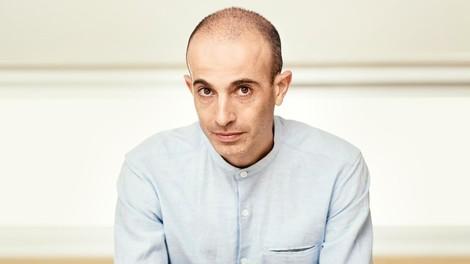 """""""Manche fliegen ins All, andere bekommen nichts"""" – Yuval Harari"""